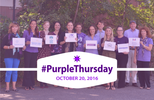 Why Purple For DVAM?