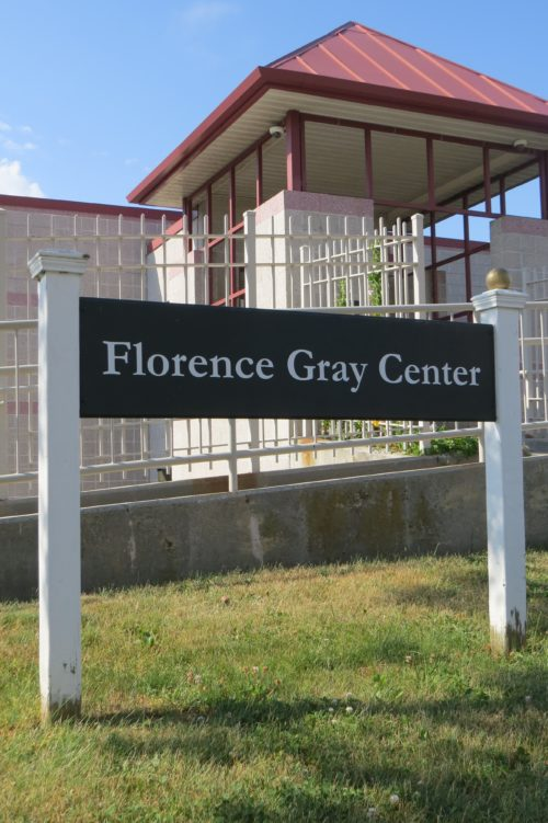 The Florence Gray Center Is Up And Running