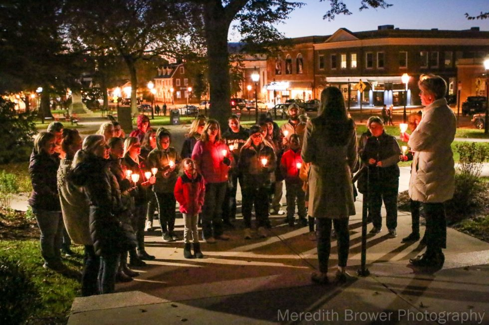 Light Up The Night Vigil